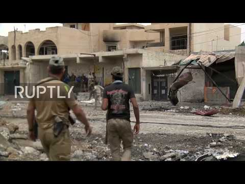 Iraq: Iraqi forces seize full control over Mosul's Sabatashar Tammuz