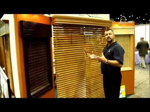 Glider Blinds Track System(TM) for a Sliding Glass Door by 3 Blind Mice - San Diego