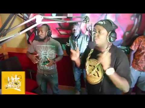 98.4 Mics: Mombasa Vs Kisumu Cypher Part I