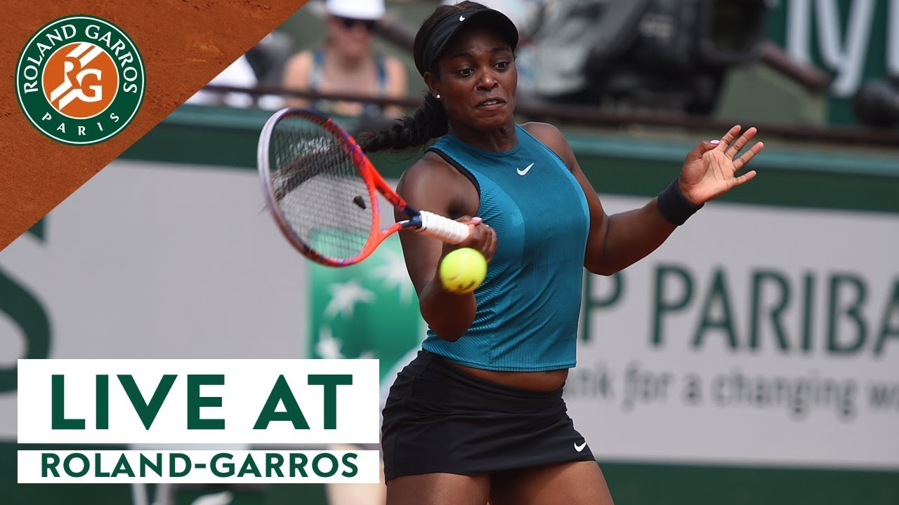Live At Roland Garros Preview Of The Women Singles Final Roland