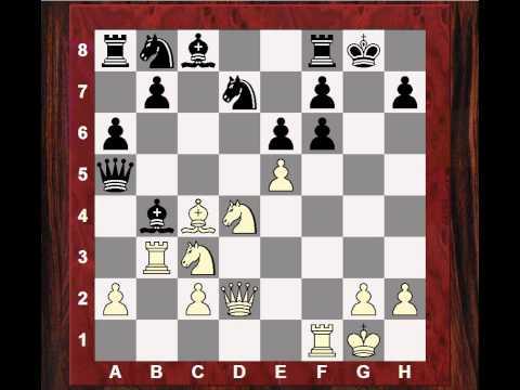 Chess World.net: Brief commentary #12 - Robert Byrne vs Larry Evans - 1965 - Sicilian Defence