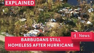 Barbuda: Islanders still homeless after hurricane; land bulldozed for airport