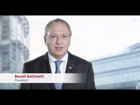 EPO President Benoît Battistelli on the Annual Report 2016