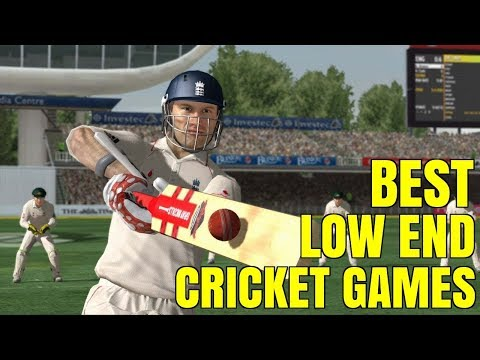 Best 5 Cricket Games For 512MB RAM Without Graphics Card | Download Cricket Games