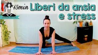 Yoga - Stretching antistress - anche per Principianti