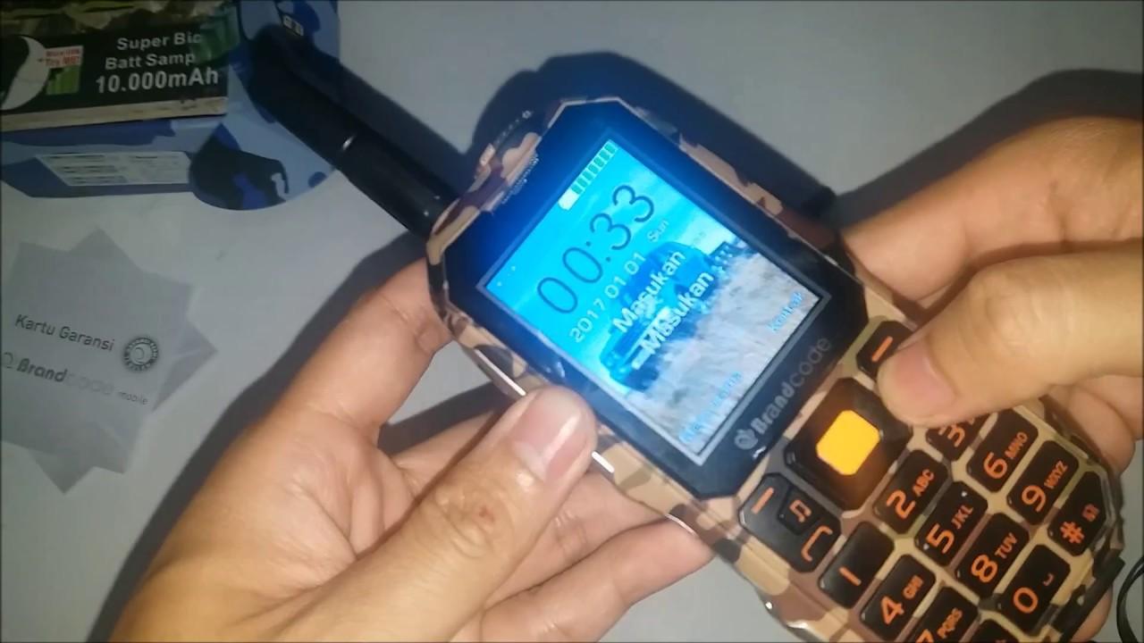 Maxtron C15 New 12000mah Dual Sim Black5 Update Harga Terkini Dan Sunberry S33 Hp  Bisa Powerbank Garansi 1 Thn Unboxing Brandcode B81 Pro Army Coffee