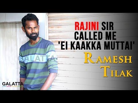 RJ Ramesh Exclusive interview: Full interview Rajinikanth's Kabali Movie