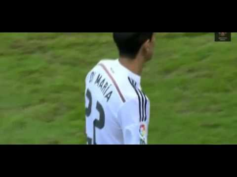 Despedida de Angel Di Maria - Di maria se va del Real Madrid 2014