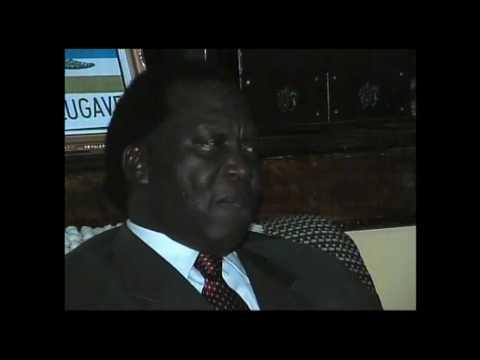Sir Edward Mutesa II and Grace Semakula-Musoke