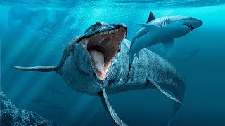 The Most Impressive SEA MONSTERS ( Amazing prehistoric animals)