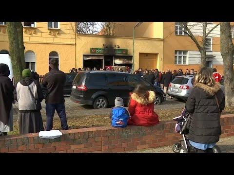Staatsschutz ermittelt: Brandanschlag auf Berliner Moschee
