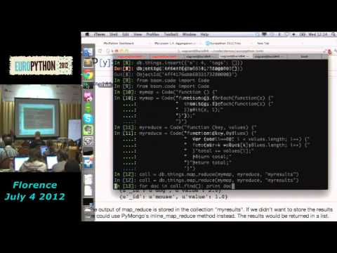 Image from Mongodb and Python part 2