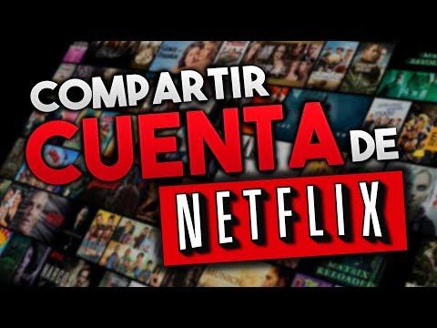 Como Compartir tu Cuenta de Netflix Sin Decir tu Contraseña!