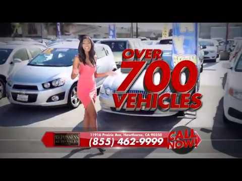 Repossessed Auto Sales >> Briana Erica Repossess Auto Sales Tax Season Commercial
