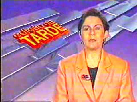 Edição da Tarde Manchete Novembro 1996 1