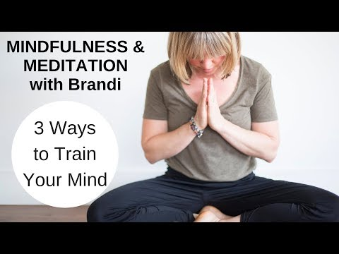 3 Ways to Train Your Mind