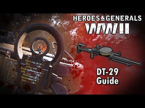 DT-29 Guide - Heroes & Generals