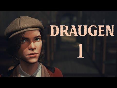 Draugen - Прохождение игры на русском - День первый [#1] | PC