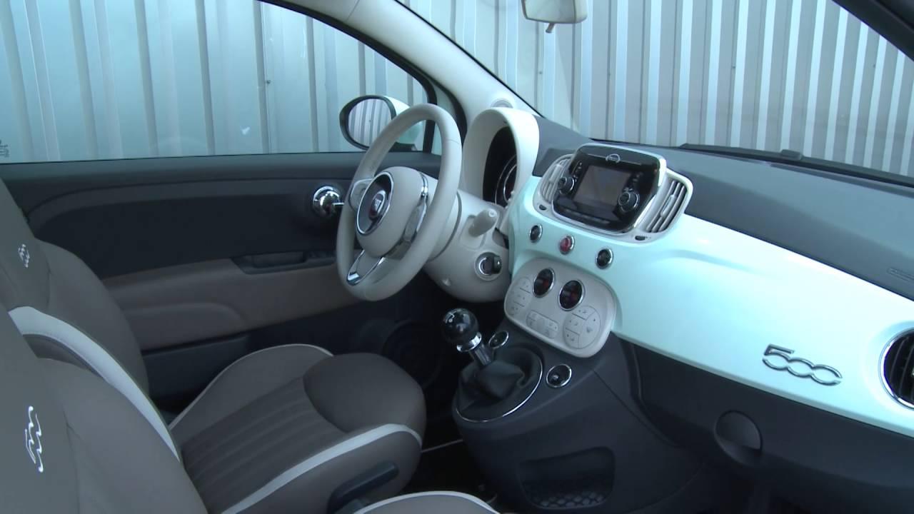 Essai Fiat 500 0.9 105ch TwinAir Club - YouTube
