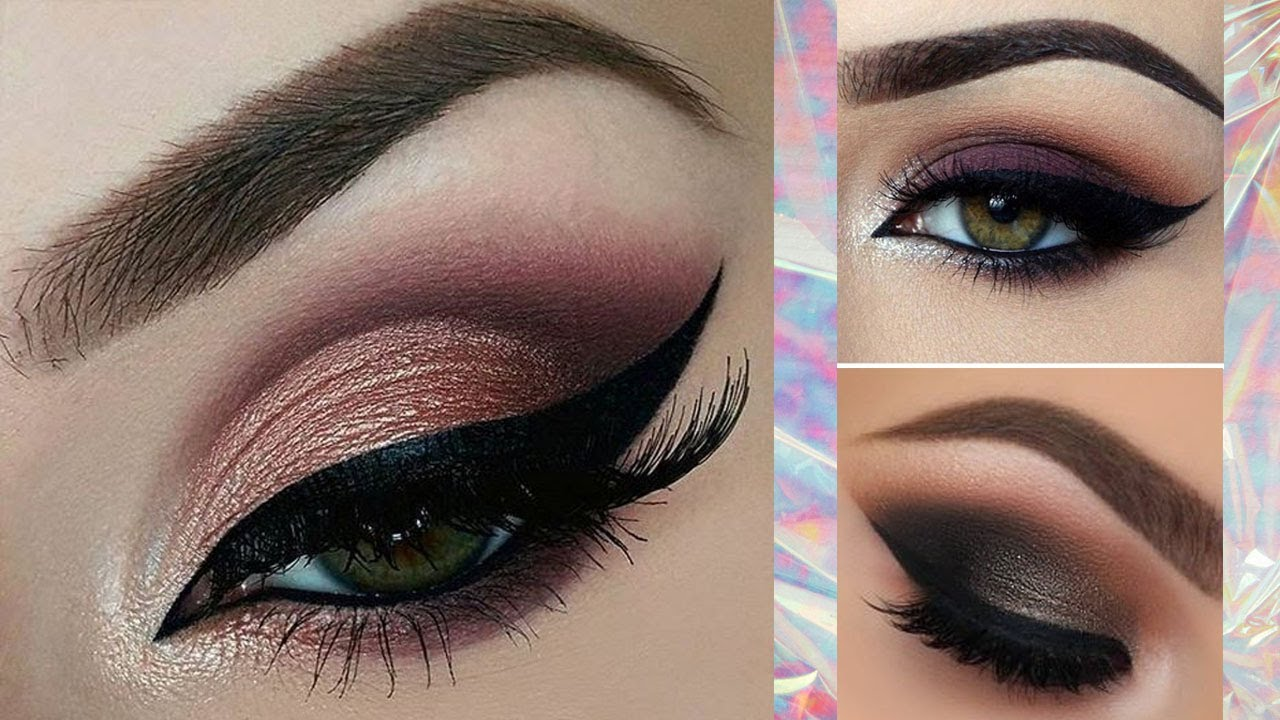Eye makeup how to apply eye shadow eyeliner mascara step by eye makeup how to apply eye shadow eyeliner mascara step by step for beginners makeup tips ccuart Images