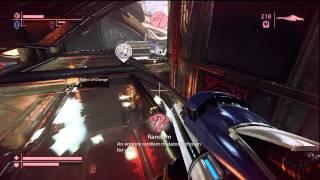 Nexuiz Gameplay - 17-6 CTF on Overlook