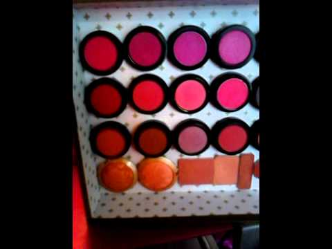 Lafemme blush collection update!!!