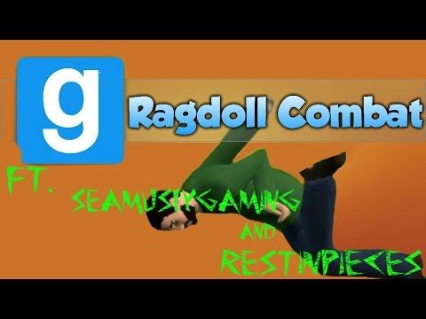 Shia Labeouf RagDoll | Garrys Mod RagDoll Combat