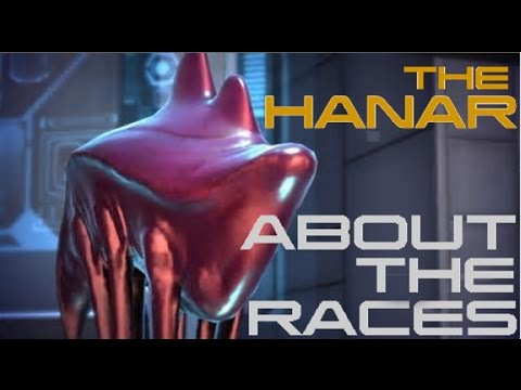 About The Races: The Hanar