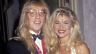 'Cherry Pie' girl Bobbie Brown says Warrant rocker Jani Lane was haunted by past before death  - US