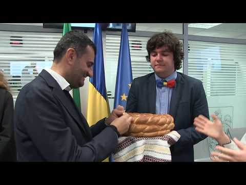Inaugurato a Bari il Consolato generale di Romania