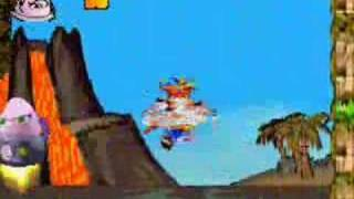 Crash Bandicoot 2: N-Tranced Boss Fights