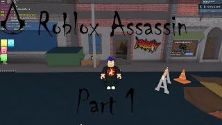 ROBLOX Assassin! I KILLED EVERYONE!
