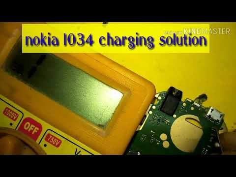 Nokia Ta 1034 Charging Solution