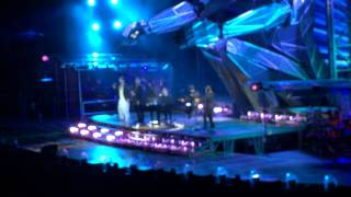 Take That - Back For Good (live @ Milano 12/07/2011 San Siro)