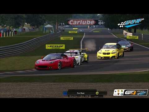 GT4 Fecha 3 Oulton Park Carrera 1 06-09-2017 by CSR