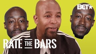 Tech N9ne Puts Freddie Gibbs And Machine Gun Kelly's Gangster Lyrics To The Test | Rate The Bars