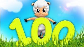 número Canção   números em português   contando 1 a 100   Number Song   Farmees Português thumbnail