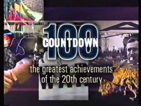 """""""The 100 Greatest Achievements of the 20th Century"""" (1999) - part 4 of 7!"""