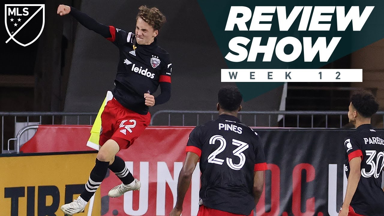 Portland Timbers Score Six, 17-Year-Old Scores First MLS Goal & Olimpico Scored at Red Bull Arena