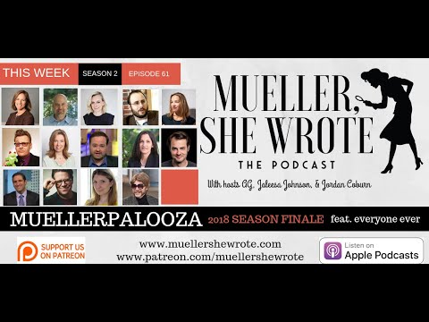Muellerpalooza 2018 Season Finale (feat. everyone ever)