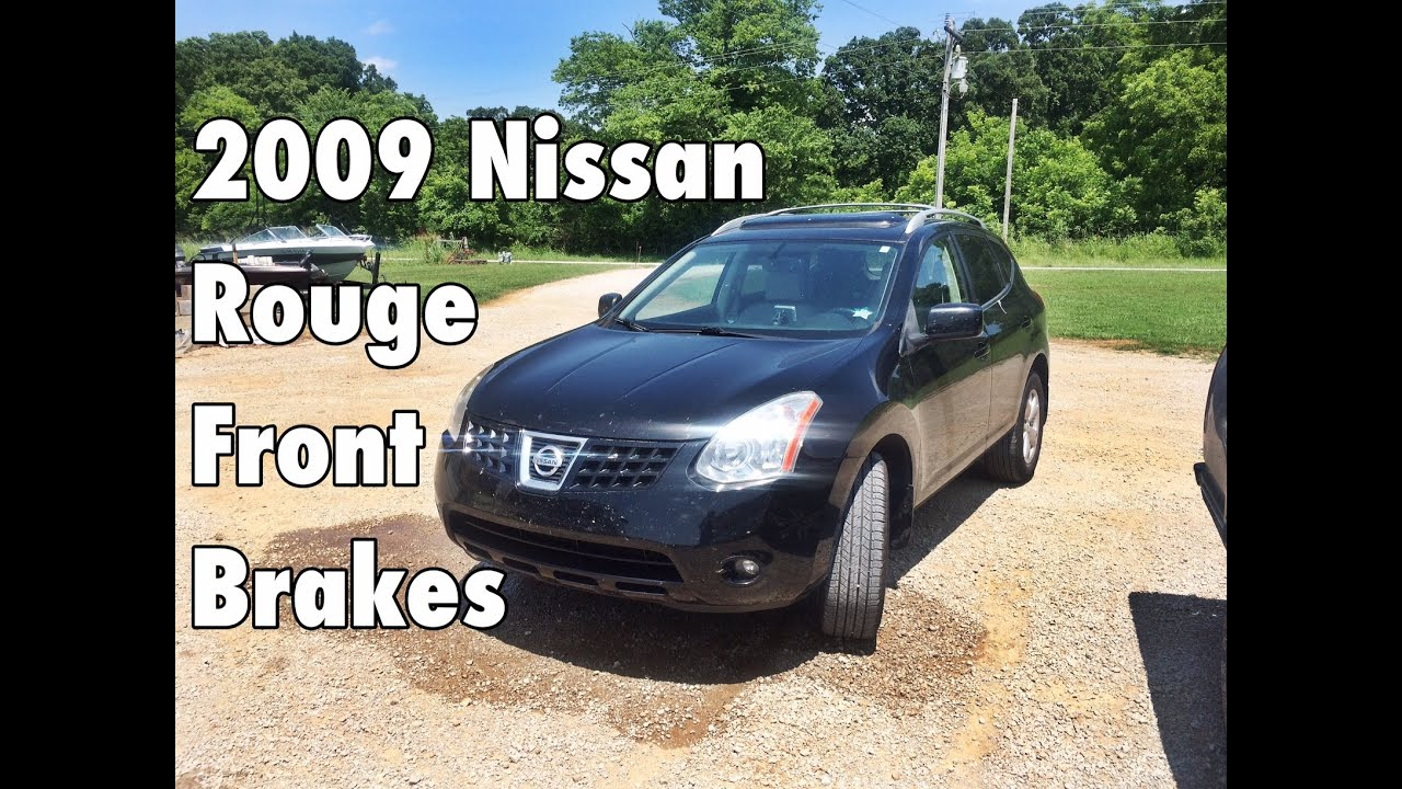 How To Replace Front Brakes On A 2008 2017 Nissan Rouge