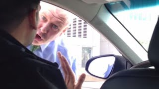 Uber & Lyft Won't Protect You: Suspends Driver After HE was Verbally Abused!