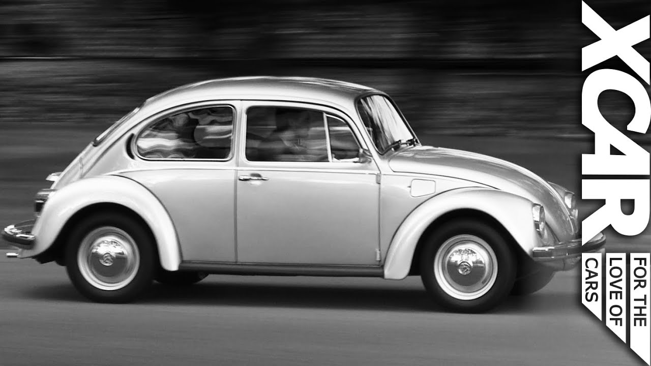 Volkswagen Beetle: THE Car of the 20th Century - XCAR - YouTube