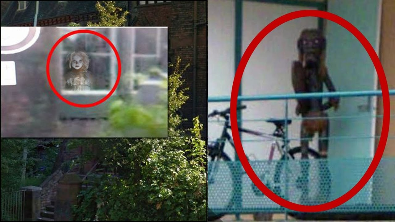 Top 5 Mysterious Creatures Caught On Google Maps Youtube