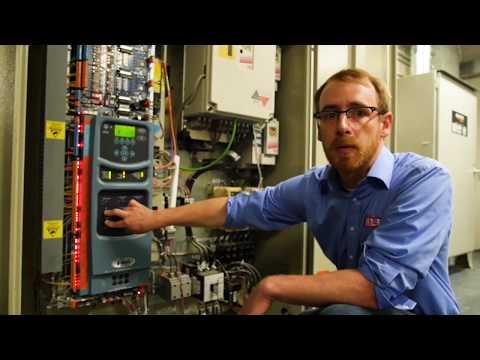 KEB SPI Learn Process - MCE iControl Elevator controller