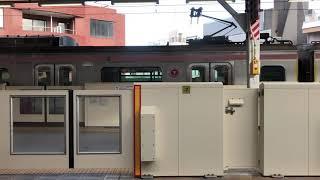 【110km/h運転!】東武50050型 東急東横線 急行 自由が丘〜学芸大学間【日立IGBT】