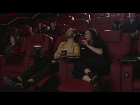 Try The VIP Experience Now At Cineworld At The O2 In London | Cineworld VIP Trailer