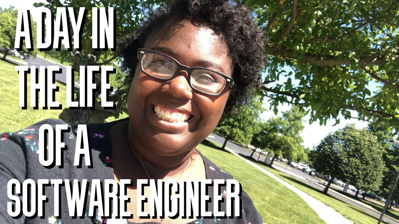 A Day in the Life of a Software Engineer | BREE HALL – Floss