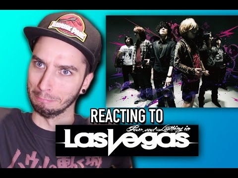 REACTING TO FEAR AND LOATHING IN LAS VEGAS!