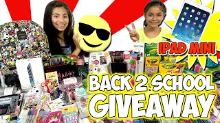 Back to School Giveaway 2016 + YouTube Silver Play Button   KidToyTesters